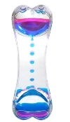 2 Heart Drops Liquid Motion Toy