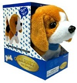 Little RetrieverBattery Operated Plush Toy 81056