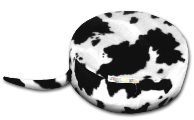 Furry Cow Massage Pillow