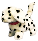 Dalmation Battery Operated Dog