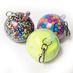 Fidget Key Chain Sensory Balls Set