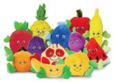 Fruit Garden Heroes Bean Bags Set