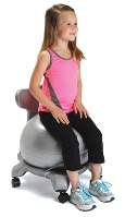 Aeromat Kid's Fitness Ball Chair