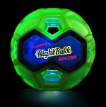 Tangle Sportz NightBall Soccer Ball