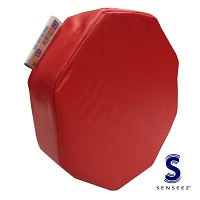 Red Octagon Massage Pillow