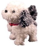 Shih Tzu battery operated dog toy