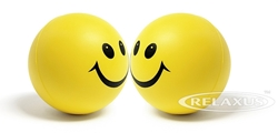 Smiley Face Be Happy Gel Balls