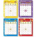 The Berenstain Bears Bingo Games