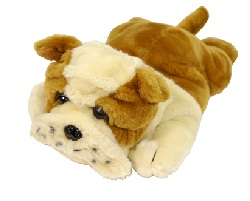 Weighted Bulldog Calmer