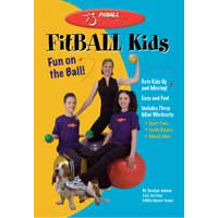 FitBall Kids Fun on the Ball DVD