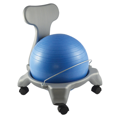 Gentil Cando Childrenu0027s Exercise Ball Chair